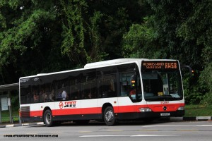 SMB158P - Service RWS8 (SMRT operations)