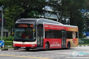SMRT MAN A22 (SMB194J) - Service 902