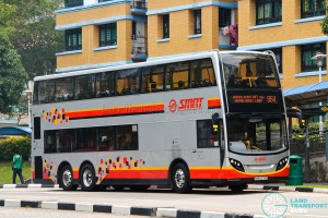 SMRT Alexander Dennis Enviro500 (SMB5079B) - Service 964
