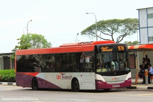 SBST Scania K230UB (SBS5126P) - Fast Forward 97e