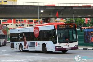 SBST Mercedes-Benz O530 Citaro (SBS6094R) - Service 292