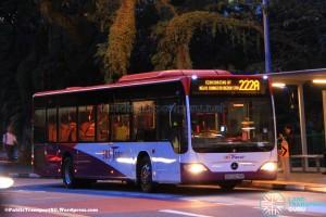 SBS Transit Mercedes-Benz Citaro (SBS6275K) - Service 222A