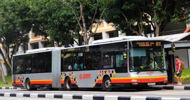 SMRT MAN NG363F (SMB8013X) - Service 811