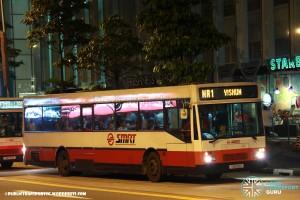 SMRT Mercedes-Benz O405 (TIB802K) - NightRider NR1
