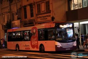 SBST Scania K230UB (SBS8253K) - Nite Owl 1N
