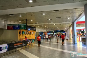 Ang Mo Kio Bus Interchange (May 2014): Concourse