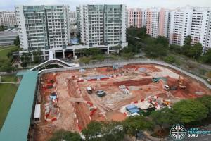 Sengkang Interchange Extension Construction Works (February 2016)