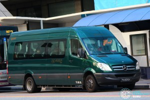 Bus Plus Mercedes-Benz Sprinter (PA8015K) - Premium 598