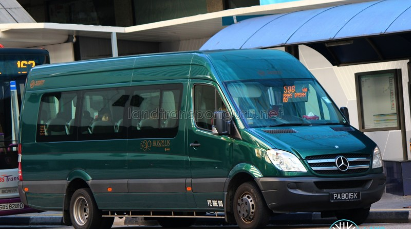 Bus Plus Mercedes-Benz Sprinter (PA8015K) - Premium 598
