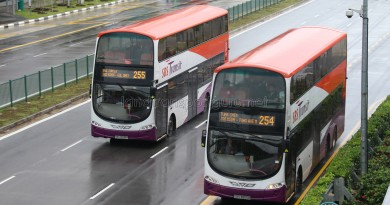 Bus Services 254 and 255