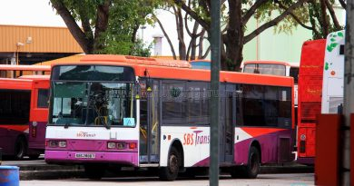 SBS2888T - SBS Transit Scania L94UB Training Bus