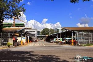 Ang Mo Kio Depot - Entrance