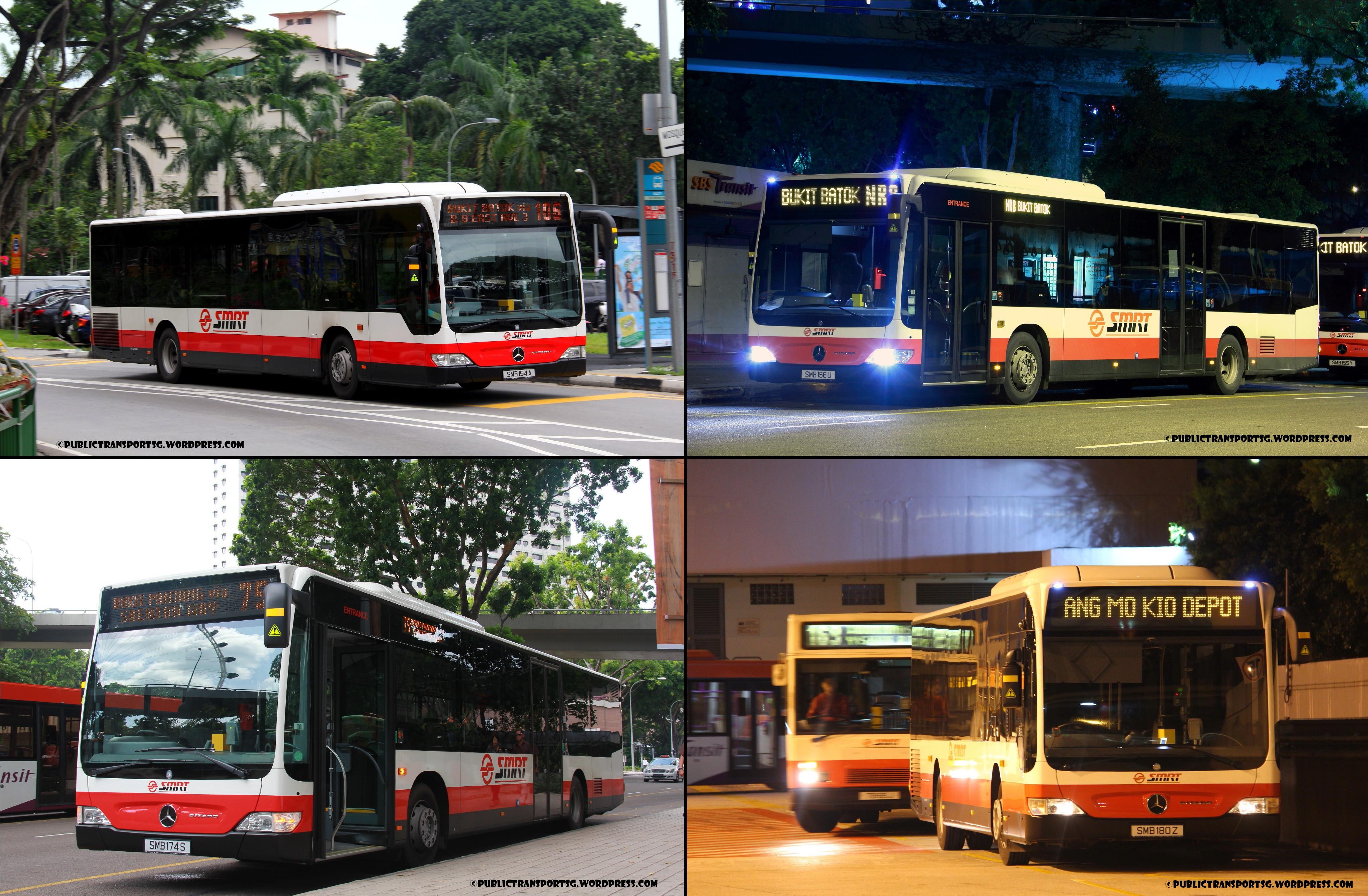 SMRT Batch 2 Citaros