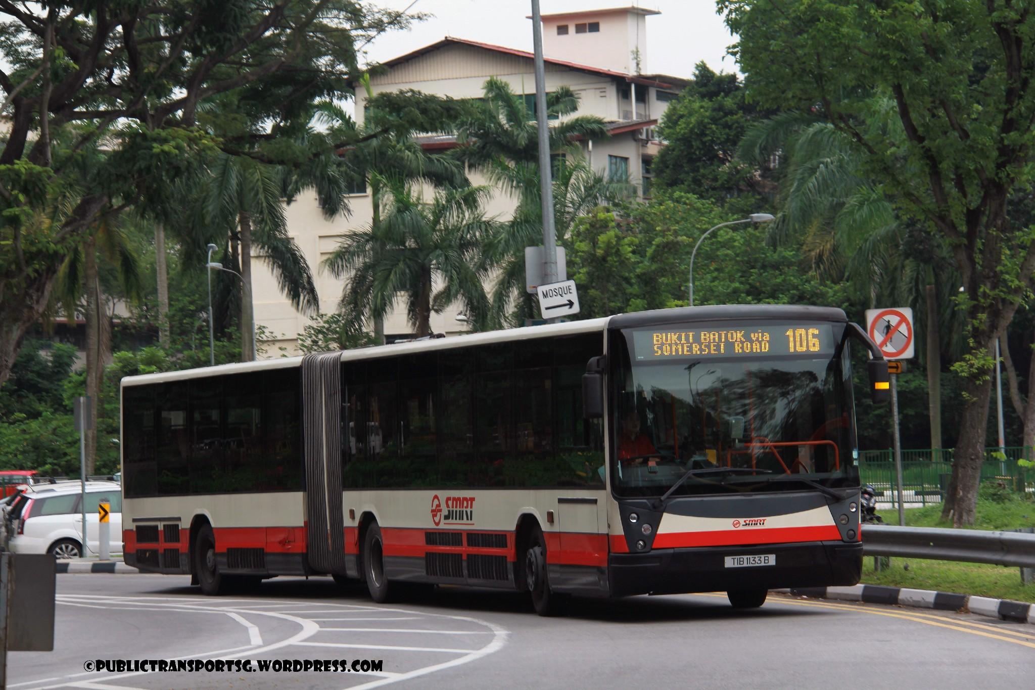 TIB1133B - Service 106 (Gorba imotion)