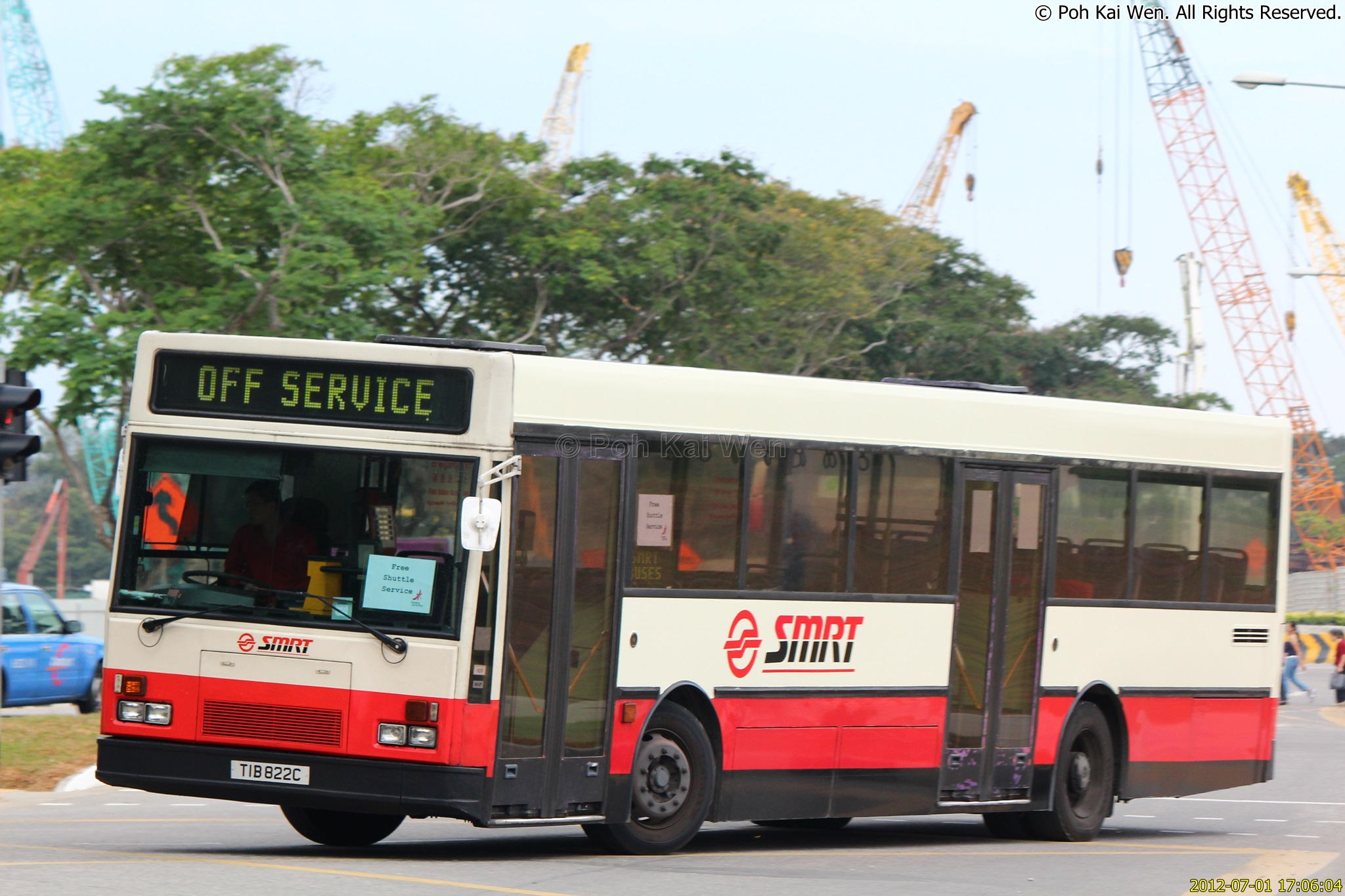 Mercedes benz o405 tibs smrt land transport guru for Mercedes benz transit
