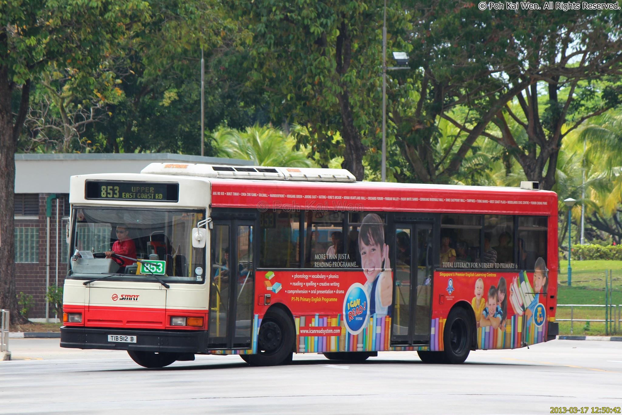 SMRT UMW-Dennis Lance 245