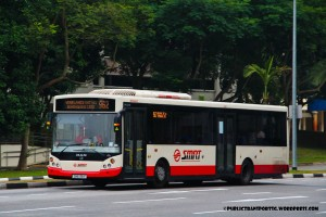 SMRT MAN NL323F Demonstrator