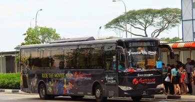 Transtar Travel & Tours King Long XMQ6120K (PC99K) - City Direct 657