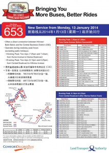 Launch Poster for Service 653