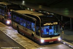 SMRT MAN A22 (SMB3081G) - Service 972A