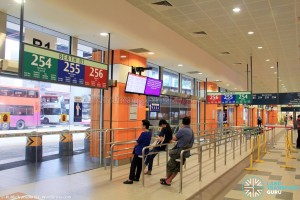 Joo Koon Bus Interchange - Berth B1