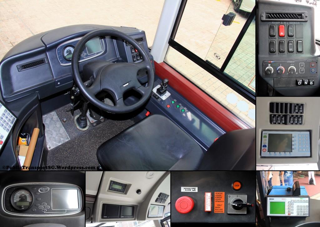 NBfL (LT3) - Driver's Cab