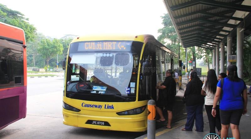 Causeway Link Sksbus SA12-300 (JPE8708) – Service CW1
