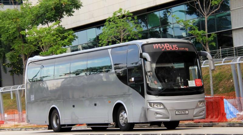 Loh Gim Chong Transport Isuzu LT134P (PA5711D) - Premium 593
