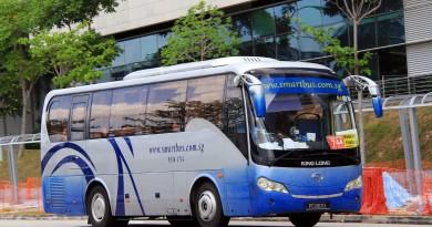 Smart Bus King Long XMQ6900K (PC863X) - Premium 744