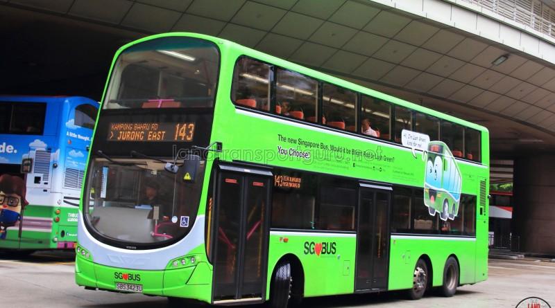 SBS3423U - Lush Green