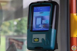 EZ-Link Card Reader