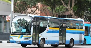 Woodlands Transport Service Isuzu LT134P (PA6453S) - City Direct 655