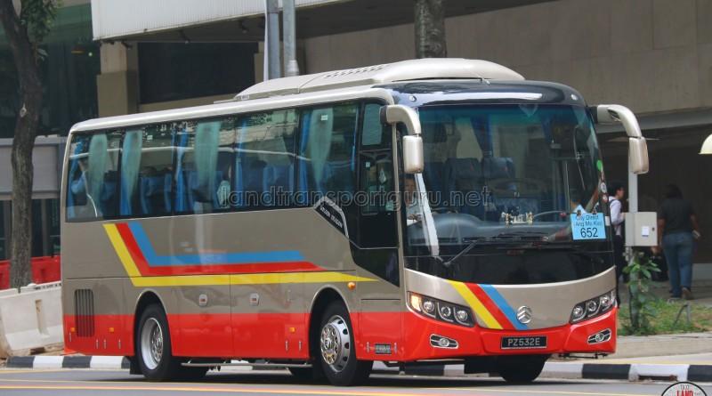 City Direct 652 - Ren Quan Transport