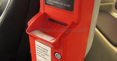 Ticket-Dispenser