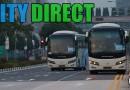 City Direct Bus Service 672
