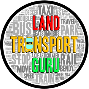 Land Transport Guru Logo