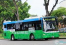Diesel Hybrid Buses to be procured by LTA