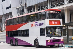 SBS9516X - Service 181M