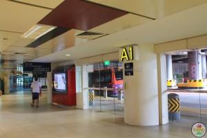 Clementi Bus Interchange - Alighting Berth A1