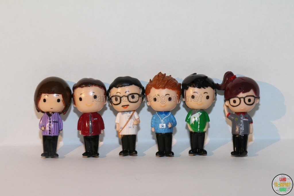 LTA Figurines