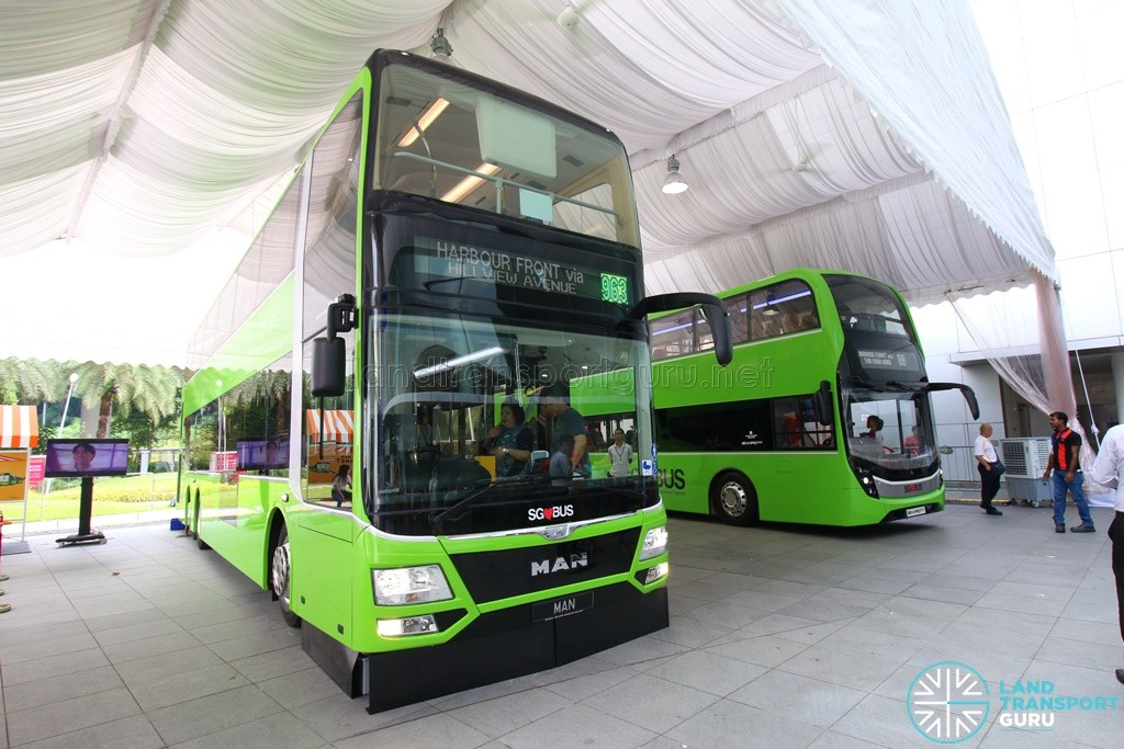 Review Of Lta Concept Buses Land Transport Guru
