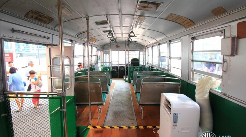 Interior, with air-conditioner