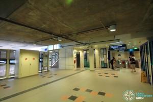 LRT Station Mezzanine Level