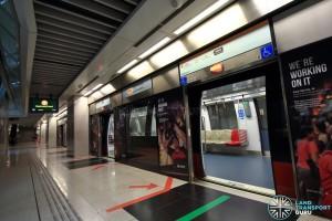 Platform A  (B4)