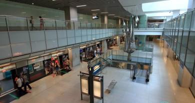View of platform level