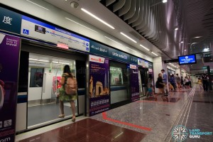 Little India MRT Station - DTL Platform A