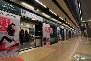 Bukit Panjang MRT Station - DTL Platform B
