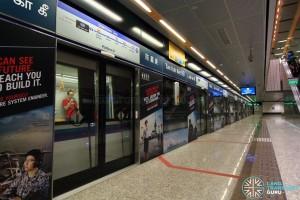 Tan Kah Kee MRT Station - Platform B