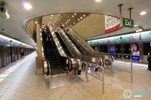 EWL escalators