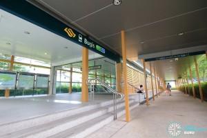 Bugis MRT Station - Exit D
